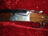 "SKB Model 685 Target, O/U, 12 ga. 30"" barrels w/tubes, made in Japan FANCY WOOD!! - 4 of 7"