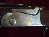 "SKB Model 685 Target, O/U, 12 ga. 30"" barrels w/tubes, made in Japan FANCY WOOD!! - 5 of 7"
