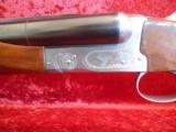 Winchester Model 23 Pigeon Grade SxS 12 ga BEAUTIFUL WOOD! - 6 of 15