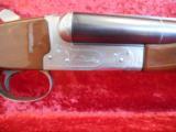 Winchester Model 23 Pigeon Grade SxS 12 ga BEAUTIFUL WOOD! - 10 of 15