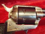 Colt Peacemaker Buntline Single Action 6-shot .22 mag 7 1/2 - 3 of 12