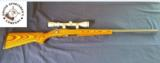 Ruger 77/22 Hornet All - Weather w/ 3x9x40 Deerfield Scope .22 Hornet Excellent Ruger Rifle - 1 of 5