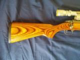 Ruger 77/22 Hornet All - Weather w/ 3x9x40 Deerfield Scope .22 Hornet Excellent Ruger Rifle - 2 of 5