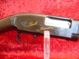 Winchester Model 12 Angelo Bee Custom Engraved Charity 12gauge - 5 of 7
