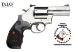 S&W Smith & Wesson 686 Plus .357 mag 7-shot 3