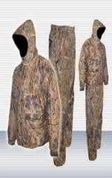 World Famous Sports Warp Knit Jacket/Pant SetBurly Camo - 1 of 1