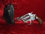 Smith & Wesson S&W Model 60 (no dash) 5-shot .38 spl 2