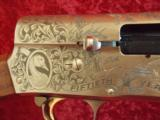 Browning Ducks Unlimited A5 12 ga 50th Anniversary LIKE NEW UNFIRED!LOWER PRICE!! - 9 of 25