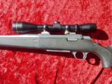 Browning SS A Bolt 300 Winchester Short Mag Leopold Scope - 7 of 9