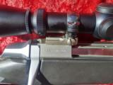 Browning SS A Bolt 300 Winchester Short Mag Leopold Scope - 5 of 9