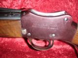 WW Greener Birmingham, England Single Shot Trap Gun 12ga - 1 of 14