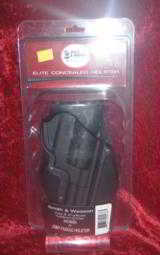Fobus Elite Concealed Holster S&W Rossi J357 Paddle Holster - 1 of 1