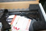 Ruger AR-556 5.56 SA Rifle 16