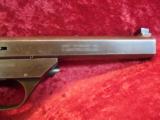 High Standard Sport King Slabside .22 lr pistol 5 1/2