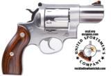 Ruger Revolver Magnum Stainless Steel 41M