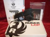 Ruger LCP-CT (Crimson Trace Laserguard) 380 DAO 6-round NEW #3713