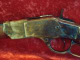 "Winchester 1873 Sporter .44-40 Win. 24"" Octagon barrel, Case Colored, Walnut Stock NEW!!"