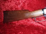 "Winchester 1873 Sporter .44-40 Win. 24"" Octagon barrel, Case Colored, Walnut Stock NEW!! - 6 of 7"