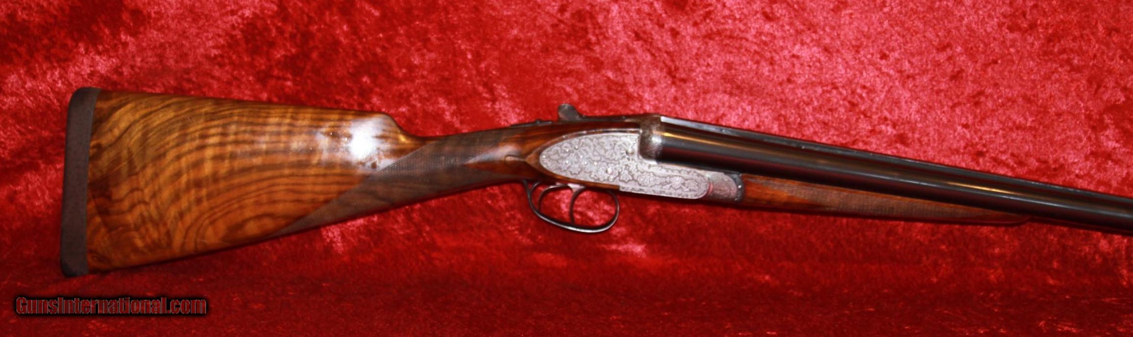 Beretta Custom Order Luigi Franchi Imperial Montecarlo SxS ...