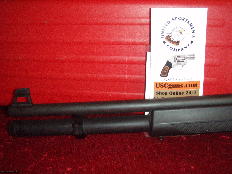 Winchester SX2 Defender semi-auto 12 gauge shotgun, 22