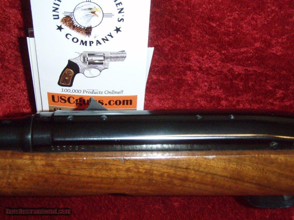 Winchester M100  308 Semi-Auto Detactable Mag model 100 7 62x51