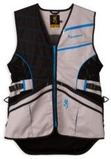 Browning Ace Shooting Vest, Blue