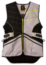 Browning Ace Shooting Vest, Neon Yellow