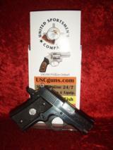 Colt Mustang MKIV Series 80 .380 semi-auto pistol