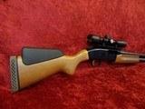 Mossberg 500 Pump / Rifled Bore / 20 Gauge / Gold Trigger / Scope - 8 of 11