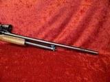 Mossberg 500 Pump / Rifled Bore / 20 Gauge / Gold Trigger / Scope - 9 of 11