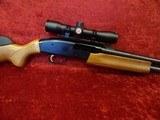 Mossberg 500 Pump / Rifled Bore / 20 Gauge / Gold Trigger / Scope - 10 of 11