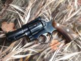"""Ruger Security Six Snub Nose, .357 mag, 6-shot, Blued, 2 3/4"""" barrel"""