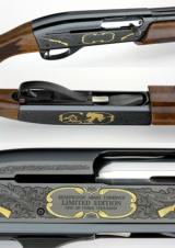 Remington Model 1100 Limited Edition Diamond Anniversary Commemorative Semi-Automatic 12 Gauge Shotgun