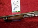 "Ithaca Model 37 Featherlight 12 ga. 2 3/4"" 28"" plain bbl Imp. Cyl fixed choke"