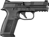 "FN FNS-9 9MM LUGER 4"" 17-SHOT BLACK W/NIGHT SIGHTS Semi Auto---ON SALE for Limited Time!!"