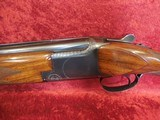 "Belgium Browning Superlight O/U 12 gauge, 26 1/2"" solid rib barrel, hand engraved!--LOWER PRICE!!"
