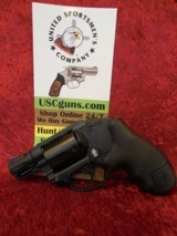 Smith & Wesson Bodyguard 5-shot 38 special +P revolver with Insight Laser Sight--SALE PRICED!!