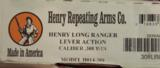 Henry Long Ranger .308 lever action rifle w/sights NEW #H014S308 -- ON SALE!! - 12 of 12