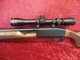 Remington Speedmaster Model 552 Deluxe .22 s/l/lr w/ Tasco 3-9 Scope