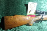 Winchester Model 70 bolt action rifle .22-250 cal rifle w/scope NICE Wood!!