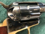 "Uberti Stallion Revolver .22 lr 5.5"" 6-shot #343090 w/box & paperwork - 6 of 7"