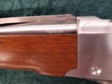 Ruger No. 1 Stainless RARE 7.62x39 cal NEW unfired in Box!!LOWER PRICE!! - 10 of 13