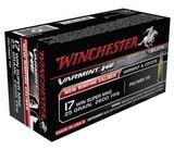 Varmint HE .17 Winchester Super Magnum 25 Grain#S17W25 (500 count)
