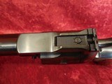 "Ruger Single Six (Old Model) 3-screw .22 lr/.22 mag 5.5"" barrel wood grips w/box - 14 of 20"
