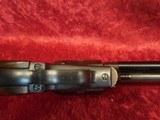 "Ruger Single Six (Old Model) 3-screw .22 lr/.22 mag 5.5"" barrel wood grips w/box - 15 of 20"
