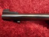 "Ruger Single Six (Old Model) 3-screw .22 lr/.22 mag 5.5"" barrel wood grips w/box - 13 of 20"