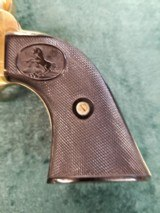 """Colt Single Action Army 2nd Generation .38 special 5.5"""" bbl GOLD - 5 of 8"""