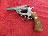 H&R Model 999 Sportsman 9-shot revolver .22 lr CUSTOM bbl.