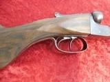 "W.W. Greener Grade 2 SxS Shotgun 12 gauge 28"" barrels with Greener Hard Case - 6 of 25"