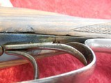 "W.W. Greener Grade 2 SxS Shotgun 12 gauge 28"" barrels with Greener Hard Case - 10 of 25"